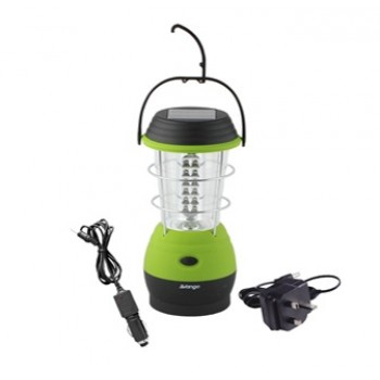 Vango Eco 36 LED Dynamo Rechargeable Lantern Green