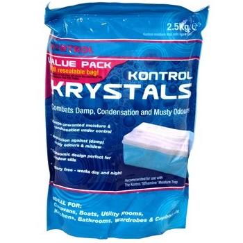 Kontrol Kystals 2.5kg Refill Pack
