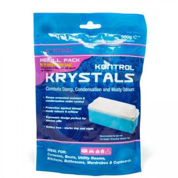 Kontrol Krystals 500g Refill Pack