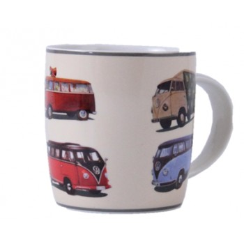 VW Official Camper Van China Mug 400ml