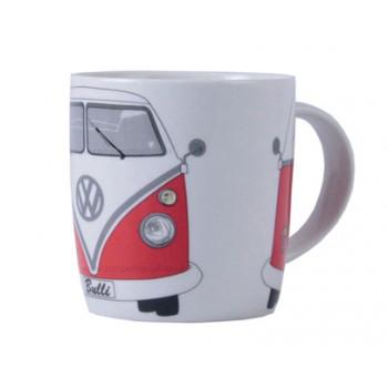 VW Camper Official China Mug Red