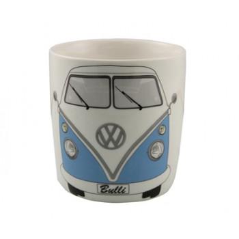 VW Camper Van Official China Mug Blue