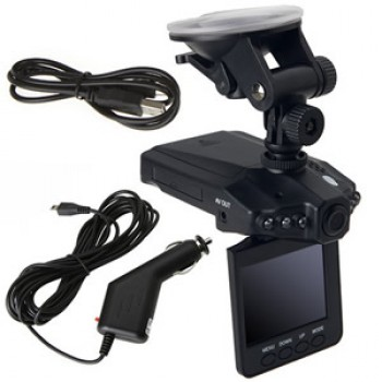 Streetwize 12V Vehicle Dash Cam